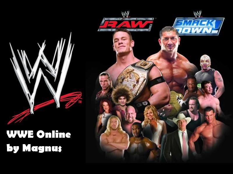 WWE Online by Magnus